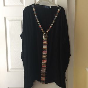 Gorgeous caftan coverup